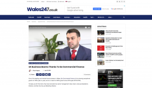 Go Commercial Finance Wales 247
