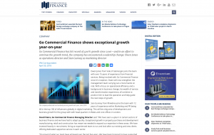 Go Commercial Finance International Finance