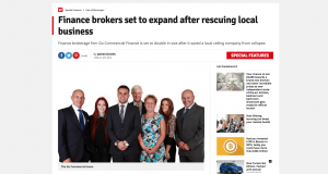 Go Commercial Finance Wales Online