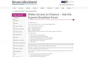 Go Commercial Finance Bevan Buckland